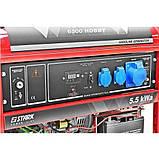 Генератор бензиновий Stark HOBBY 6500, фото 6