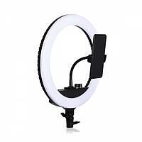 Кольцевая светодиодная лампа для профессиональной съёмки Soft Ring Light 14, фото 1