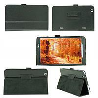 Кожаный чехол-книжка TTX с функцией подставки для LG G Pad 8.3 (V500)
