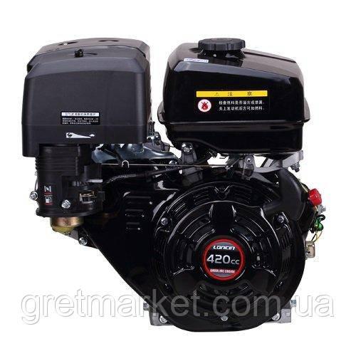 Двигун бензиновий Stark Loncin G 420F
