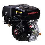 Двигун бензиновий Stark Loncin G 420F, фото 2