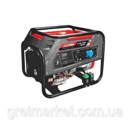 Генератор бензиновый Stark 8100 RDE Profi