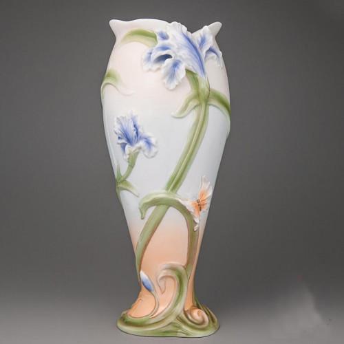 Коллекция фарфора Veronese (вазы, блюда, чашки, шкатулки, статуэтки)