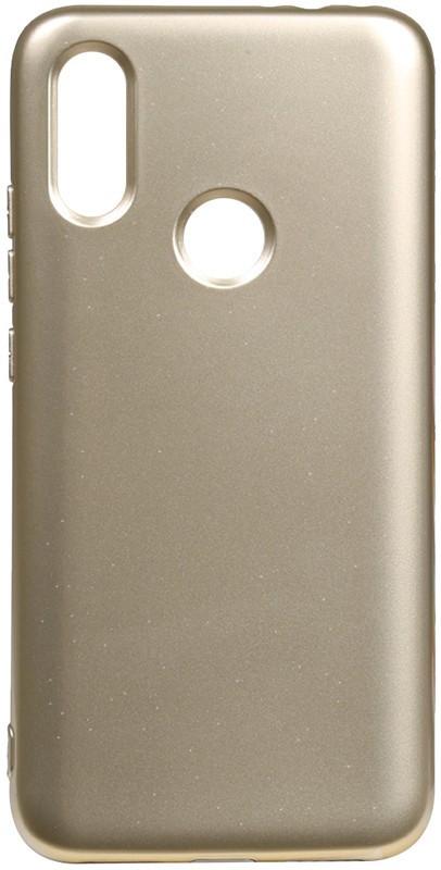 Чехол-накладка TOTO Mirror TPU 2mm Case Xiaomi Redmi 7 Gold #I/S