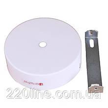 ElectroHouse Настенное крепление белое для трекового LED светильника 20/30W