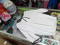 Белая школьная блузка р.122-152