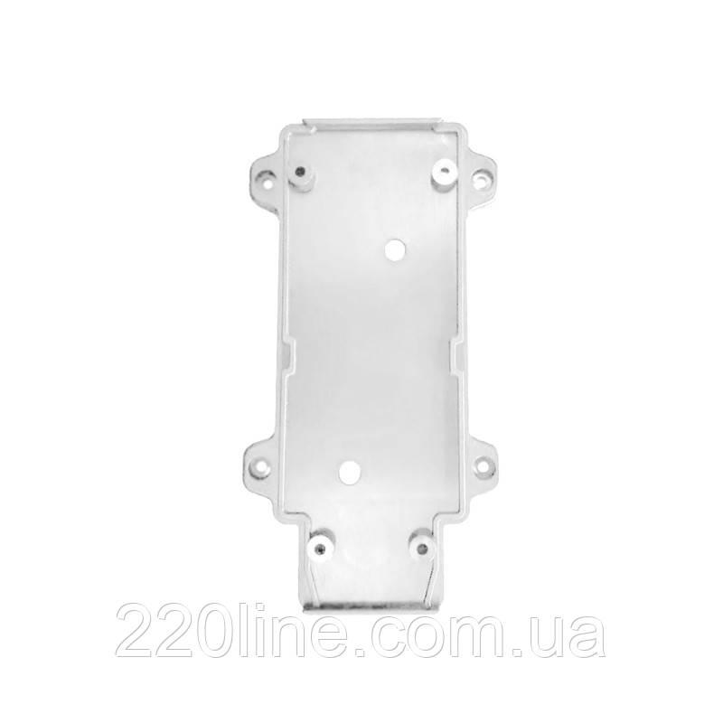 ElectroHouse Настенное крепление белое, пластик, для трекового LED светильника 20W