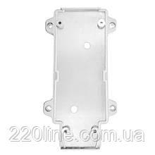 ElectroHouse Кріплення для трекового світильника біле 30W пластик
