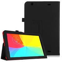 Кожаный чехол-книжка TTX с функцией подставки для LG G Pad 10.1 (V700)