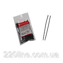 Стяжка кабельна Чорний 3х100 мм   100шт./п.