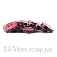 ElectroHouse Ізолента чорна 0,15 мм х 18мм х 5м