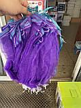 Сетка для винограда плотная фиолетовая для плодов 5 кг, фото 2
