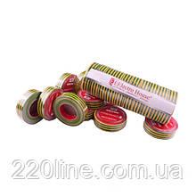 ElectroHouse ізоляційна стрічка жовто-зелена 0,15 мм х 18мм х 11м