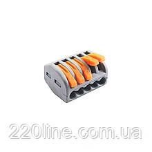 ElectroHouse Конектор на 5 контакту (400В, 32А)