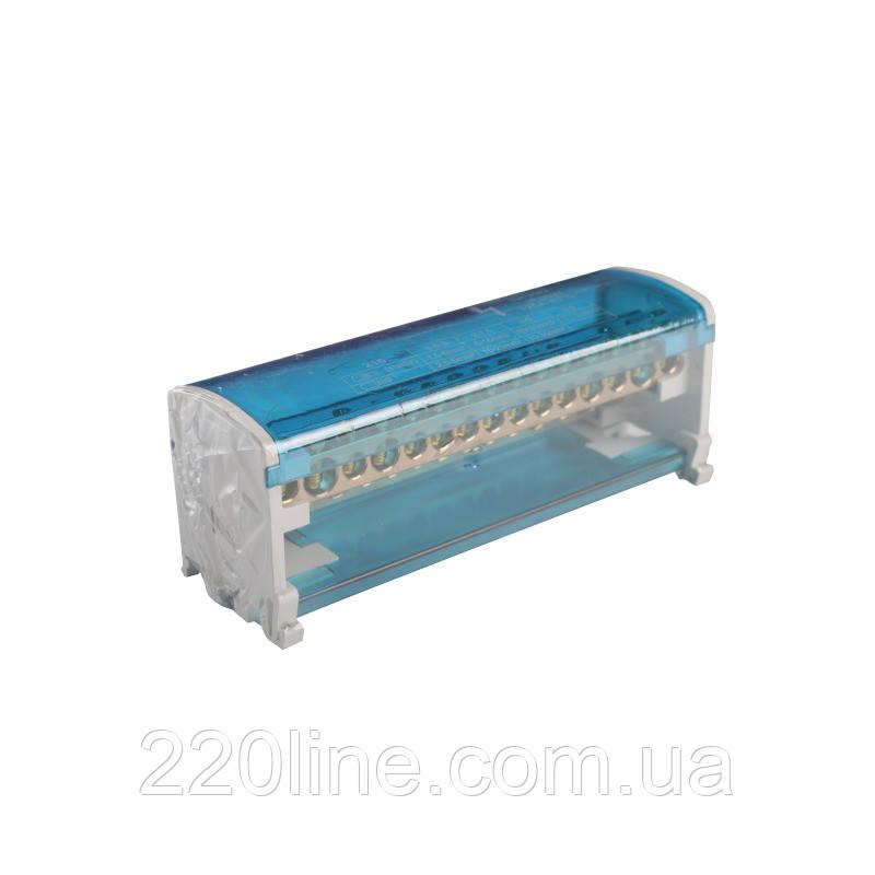 ElectroHouse Крос-модуль 2х15 125А