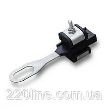 ElectroHouse Затискач пластина для символів 4х16-25мм. EH-2.2