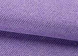 Ткань для штор Рогожка ореховая солнцезащитная, затемняющая, Турция, фото 7