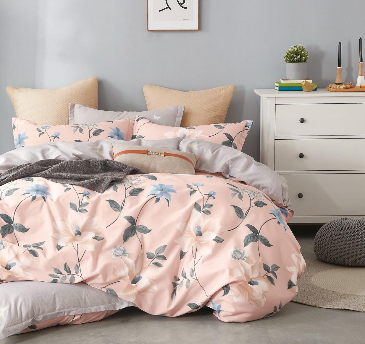 Комплект постельного белья Bella Villa Сатин Семейный 160 x 220 (2 пододеяльника) B-0231 Fm
