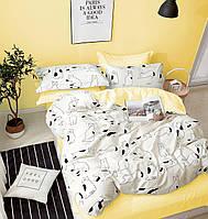 Комплект постельного белья Bella Villa Сатин 160х220 B-0255 Sn