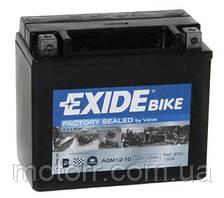Акумулятор Exide AGM12-10