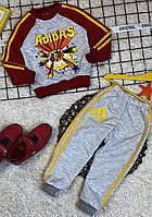 Детский модный спортивный костюм, фото 1