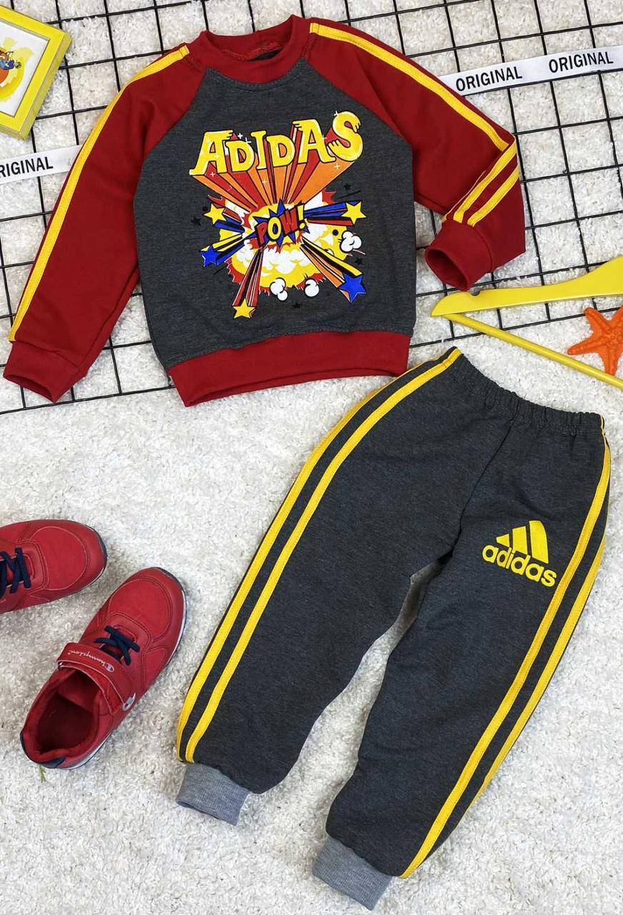 Детский спортивный костюм А)