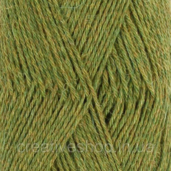 Пряжа Drops Nord Mix (цвет 10 lemongrass)