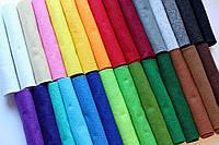 """Набір китайського м'якого фетру Pugovichok """"Мікс"""" 29 кольорів для рукоділля та творчості (7164)"""
