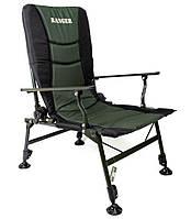 Крісло коропове складне Ranger Сombat SL-108 130кг