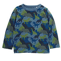 Лонгслив для мальчика Динозавры Jumping Beans (2 года)