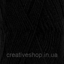 Пряжа Drops Nord (цвет 02 black)