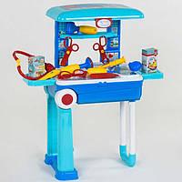 Игровой набор Доктора Xiong Cheng 86397 Медицинский столик с инструментами