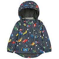 Куртка для мальчика Гоночные машины Meanbear (90)
