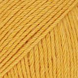 Пряжа Drops Nord (цвет 18 goldenrod), фото 2
