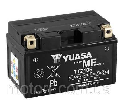 Аккумулятор YUASA TTZ10S-BS