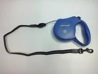 Рулетка -поводок для собак - Collar Control - до 50 / 5 м  (разные цвета)