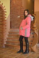 Куртка женская для беременных зимняя  колокольчик
