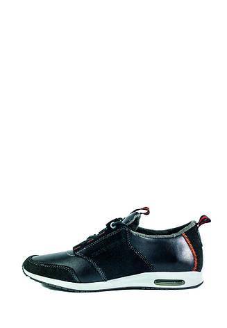 Кроссовки мужские Maxus Лакоста-1 черные (43), фото 2