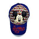 Кепка 3d mickey mouse детская бейсболка панамка шапка головные уборы, фото 3