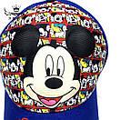 Кепка 3d mickey mouse детская бейсболка панамка шапка головные уборы, фото 4