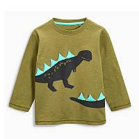Лонгслив для мальчика Динозавр Jumping Meters (18-24 мес)