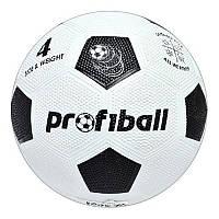 Мяч резина футбольный VA 0008 Official размер 4