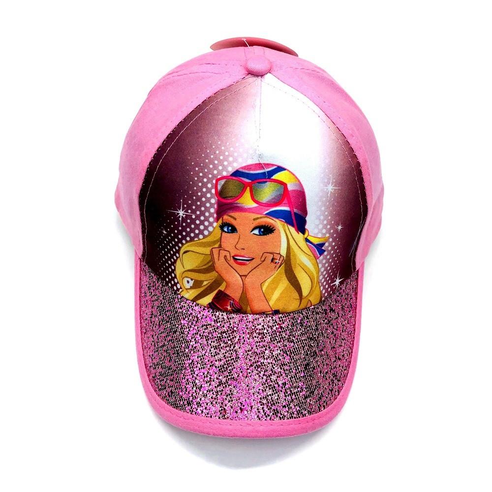 Кепка Barbie барби детская бейсболка панамка шапка головные уборы