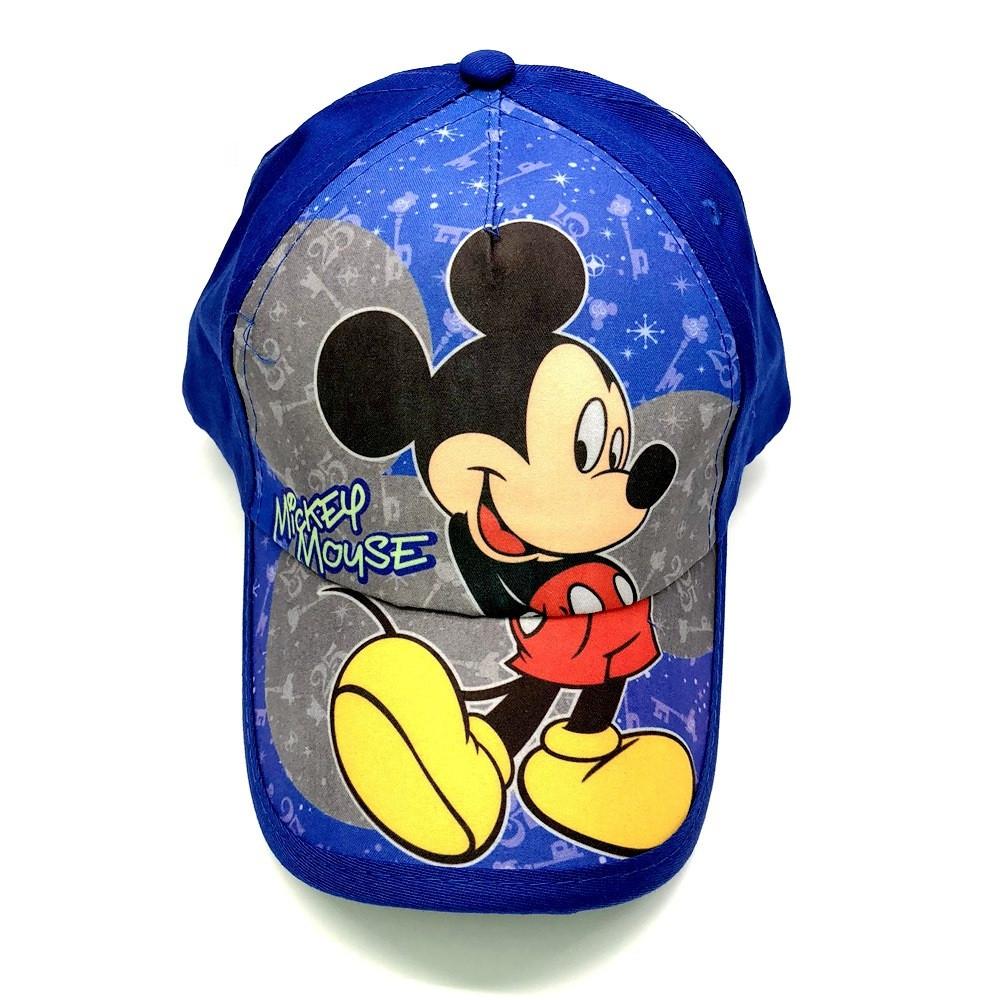 Кепка mickey mouse бейсболка дитяча панамка шапка головні убори