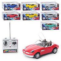 Машина 28031 (24шт) радио бат, р/у, 1:18, 22,5см, свет, 8 видов