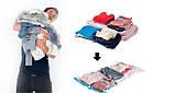 Пакет Vacum Bag  80*110, Вакуумный пакет для одежды, фото 3