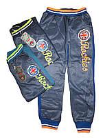Спортивные комбинированные брюки для мальчиков с начесом, Sun Sea, размеры 134,146,158,164,, арт. 1210