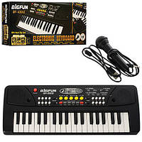 Детский синтезатор Пианино электронное с микрофоном  BIGFUN ELECTRONIC KEYBOARD BF-430A2, фото 1
