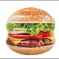 Плотик 58780 (6шт) Гамбургер 145-142 см.
