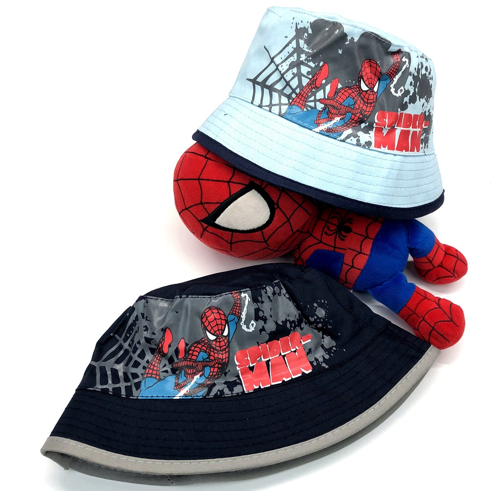 Детская панама spider man спайдермен панамка